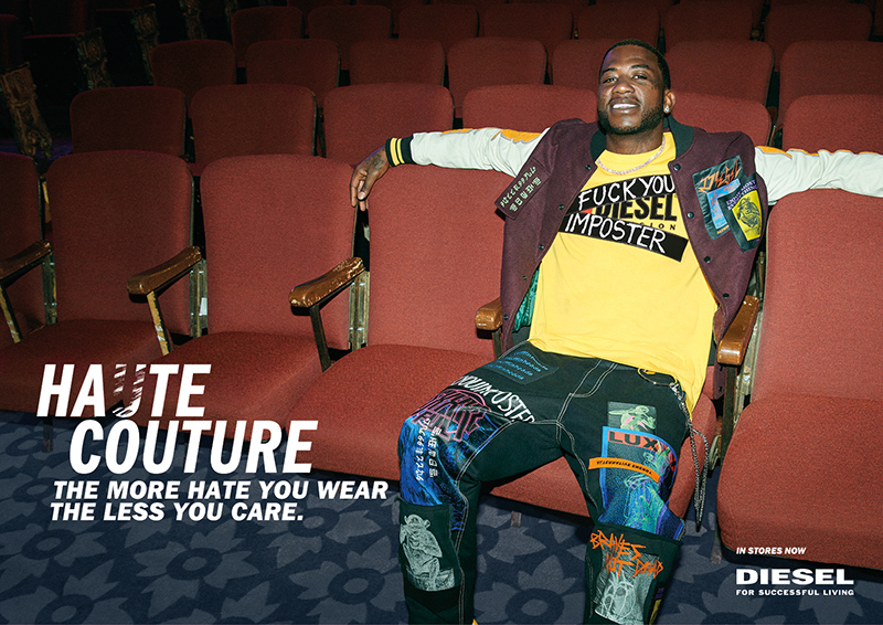Diesel's HAɄTE COUTURE