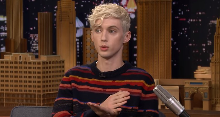 TROYE SIVAN TALKS 'BOY ERASED' AND NEW CAMPAIGN TO BAN GAY 'CURE' THERAPY FOR KIDS – WATCH
