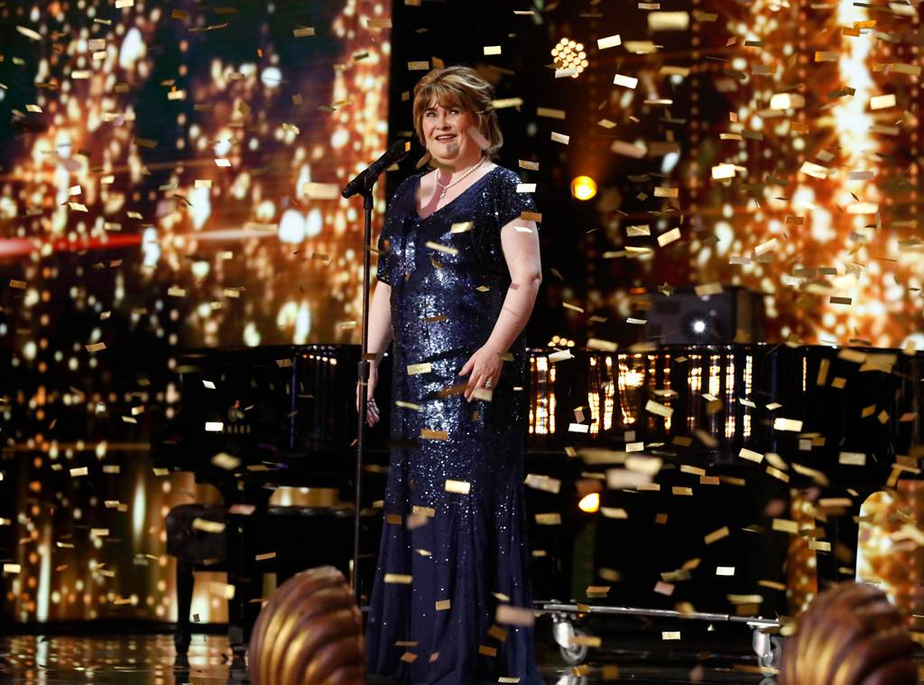 Watch Susan Boyle's Triumphant Return to America's Got Talent