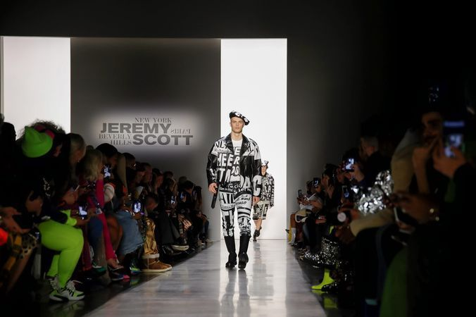 Jeremy Scott Ready To Wear Fall/Winter 2019 New York