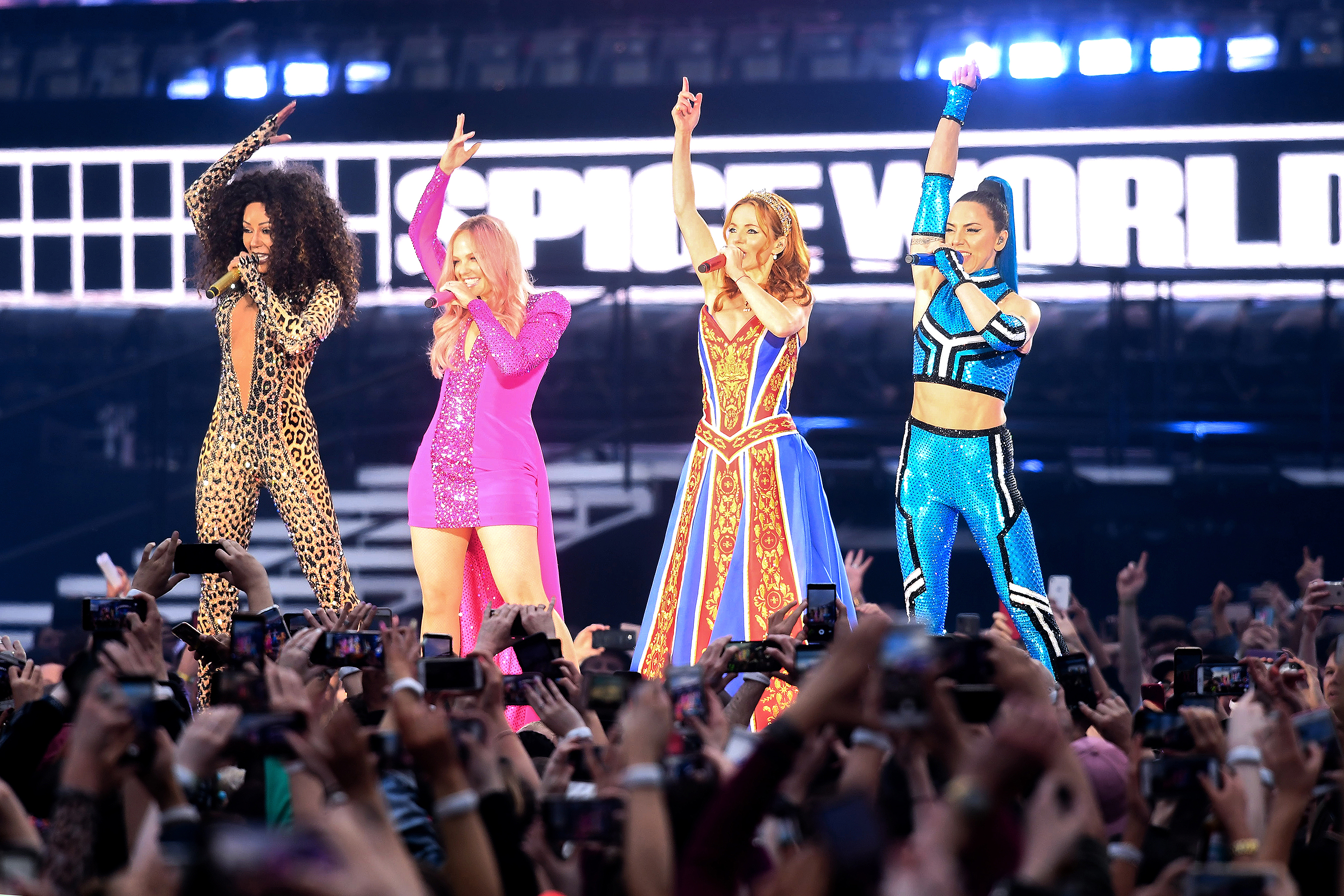 Spice Girls open their reunion tour with a message for LGBTQ fans