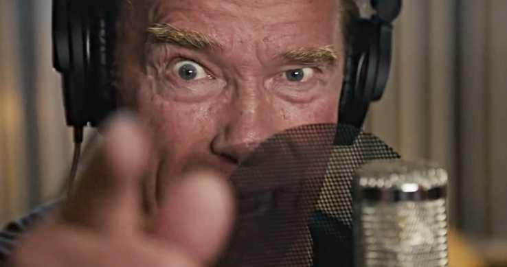 Schwarzenegger Raps in Motivational Music Video That Will Get You Pumped Up