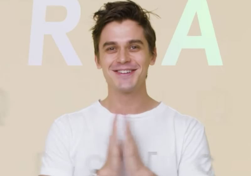 Watch Antoni Porowski Transform Into A Fierce Drag Queen