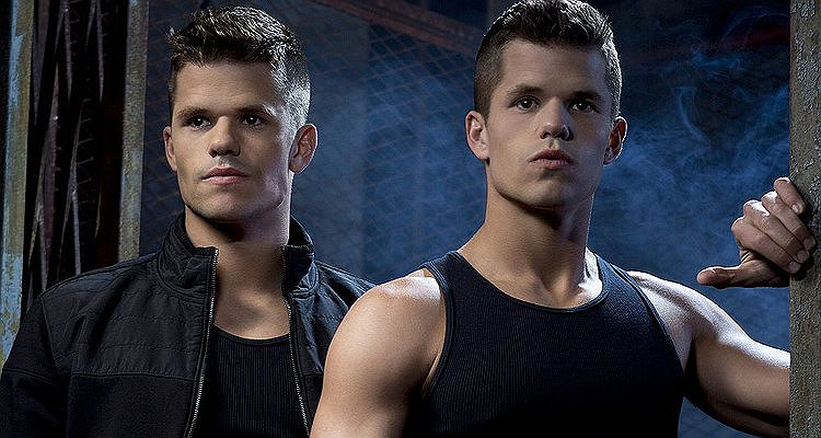 Happy birthday Max and Charlie Carver! The 'Teen Wolf' twins' hottest ever moments