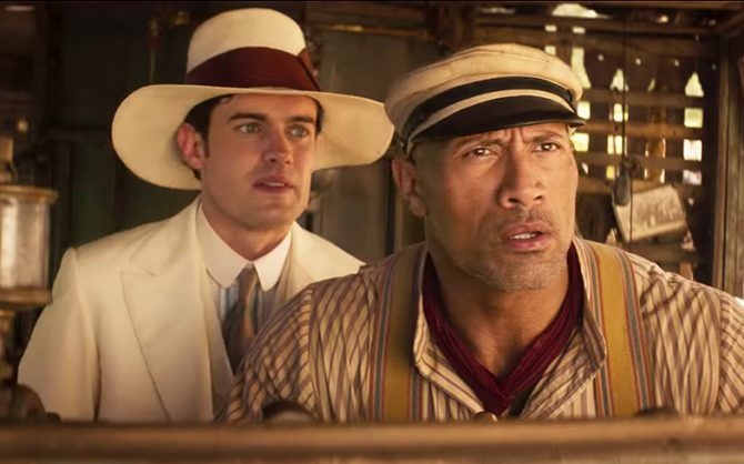Trailer for 'Jungle Cruise' offers the first glimpse of one of Disney's first gay roles